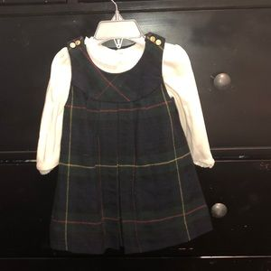 Baby Ralph Lauren 95 % Wool dress